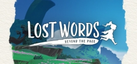 Lost Words: Beyond the Page Box Art