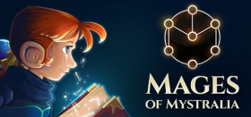 Mages of Mystralia Box Art
