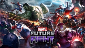 Marvel Future Fight Box Art