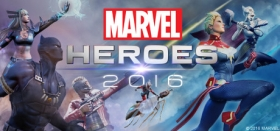 Marvel Heroes 2016 Box Art