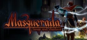 Masquerada: Songs and Shadows Box Art