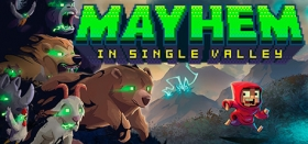 Mayhem in Single Valley Box Art