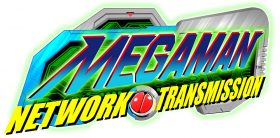 Mega Man Network Transmission Box Art