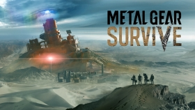 Metal Gear Survive Box Art
