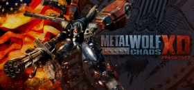 Metal Wolf Chaos XD Box Art