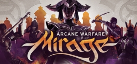 Mirage: Arcane Warfare Box Art