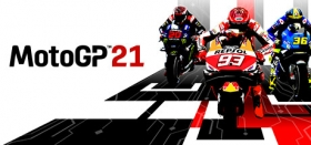 MotoGP 21 Box Art