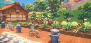 My Time At Portia Given Console Release Date