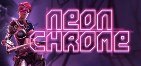 Neon Chrome Box Art