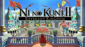 Ni no Kuni II: Revenant Kingdom Box Art
