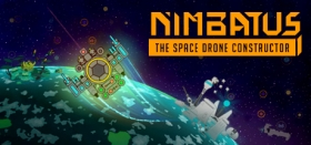 Nimbatus - The Space Drone Constructor Box Art