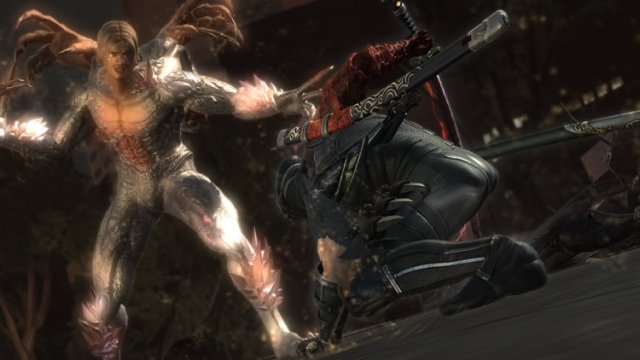 So I Tried Ninja Gaiden 3 Razor S Edge Gamegrin
