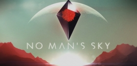 No Man's Sky Box Art