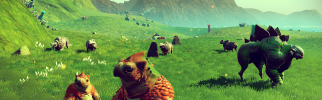 No Man's Sky Gets Xbox One Release and Multiplayer Update in July