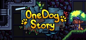 One Dog Story Box Art