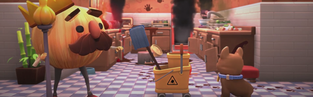 Overcooked! 2: Surf N' Turf Review