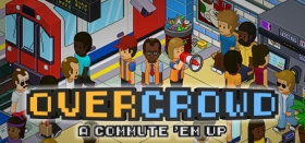 Overcrowd: A Commute 'Em Up Box Art