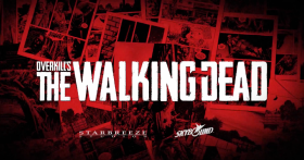 Overkill's The Walking Dead Box Art