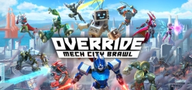 Override: Mech City Brawl Box Art