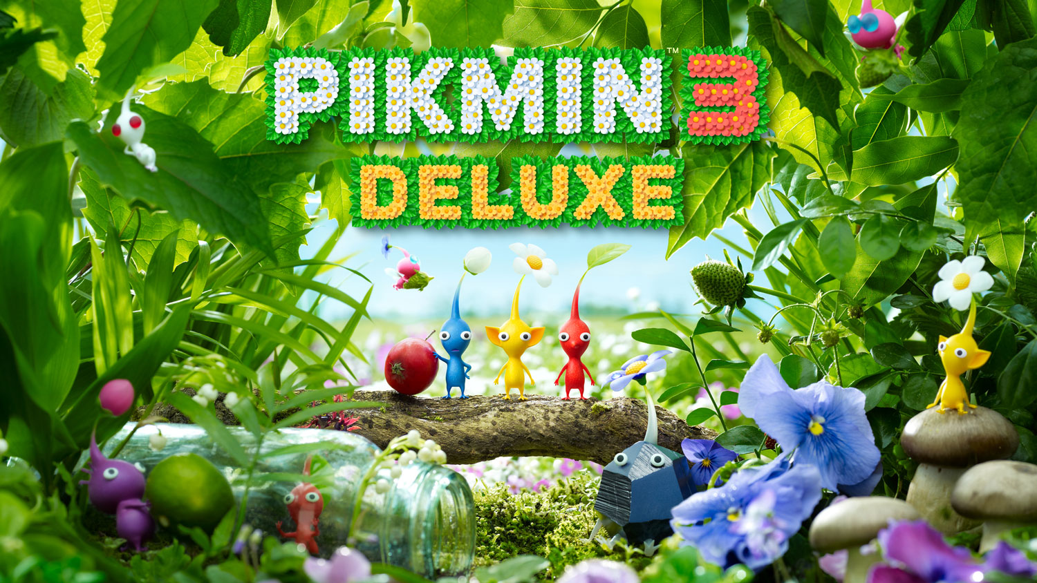 What S New In Pikmin 3 Deluxe Gamegrin