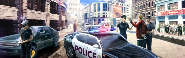 gamescom 2017 - Police Simulator 18 | GameGrin