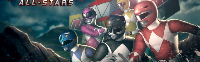 Power Rangers: All Stars Available Now