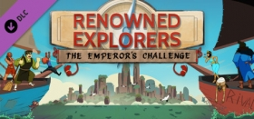 Renowned Explorers: The Emperor's Challenge Box Art