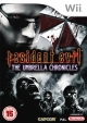 Resident Evil: The Umbrella Chronicles Box Art