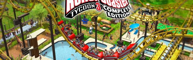 Epic Games Store Weekly Free Game W/C 24/09/2020: RollerCoaster Tycoon 3: Complete Edition