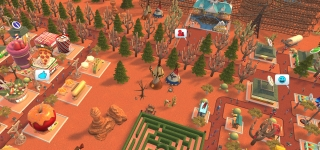 RollerCoaster Tycoon Adventures Out Now