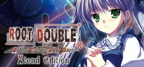 Root Double -Before Crime * After Days- Xtend Edition Box Art