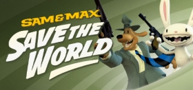 Sam & Max Save the World Remastered Box Art