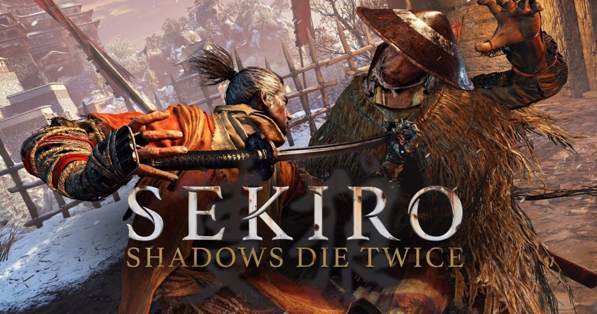 12 Games of Christmas - Sekiro: Shadows Die Twice | GameGrin