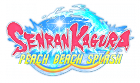 SENRAN KAGURA Peach Beach Splash Box Art