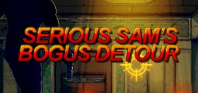 Serious Sam's Bogus Detour Box Art