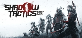 Shadow Tactics: Blades of the Shogun Box Art