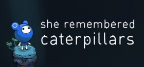 She Remembered Caterpillars Box Art