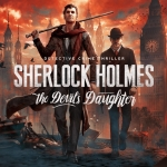 GameGrin Game Giveaway - Win Sherlock Holmes: The Devil's Daughter