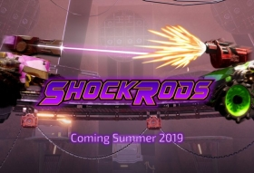 ShockRods Box Art