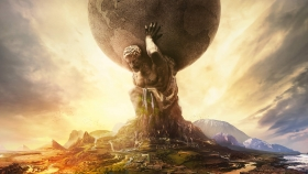 Sid Meier's Civilization® VI Box Art