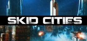 Skid Cities Box Art