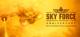 Sky Force Anniversary Box Art