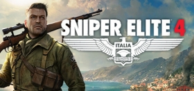 Sniper Elite 4 Box Art