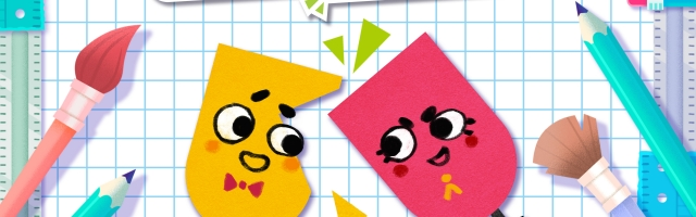 So I Tried... Snipperclips
