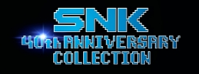 SNK 40th Anniversary Collection Box Art
