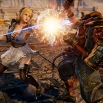 Over 100 Screenshots and Artwork in Preparation for Soulcalibur VI Release Next Month