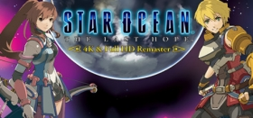 Star Ocean - The Last Hope 4K & Full HD Remaster Box Art