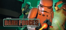 Star Wars - Dark Forces Box Art