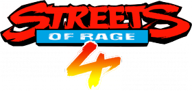 Streets of Rage 4 Box Art
