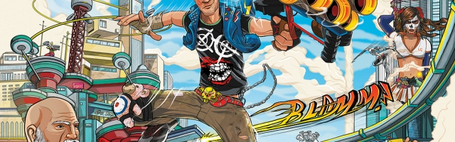 So I Tried… Sunset Overdrive